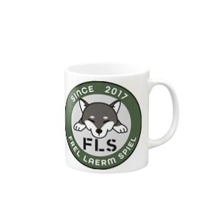 FLSチームグッズ Mugs