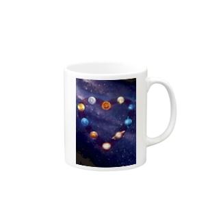 星の旋律 Mugs