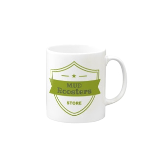 shield logo Mugs