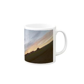 夕やけ2 Mugs