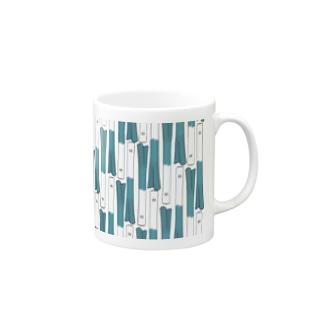 ネギフル Mugs