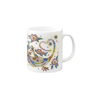 Gecko2 Mugs