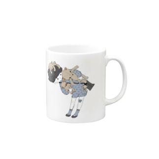 ハニー Mugs