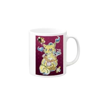 王子の狐様 Mugs
