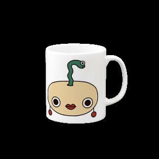メドゥ~さんSHOPのメドゥ~さん マグカップ