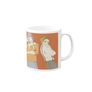 Girl(s) Mugs