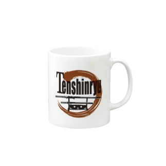 Tenshinryuマグ Mugs