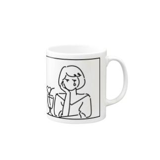 DON'T SAY Mugs
