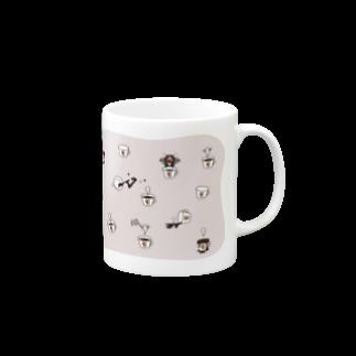 あるルートのモタスポ部レンド ミニカップ Mugs