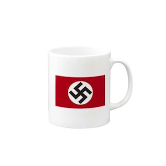 ハーケンクロイツ Mugs