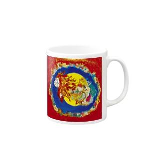 獅子神 Mugs