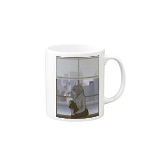 午前8時12分 Mugs
