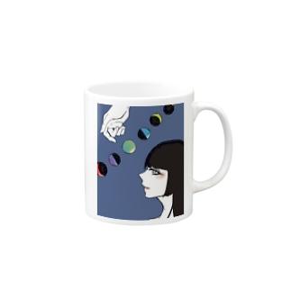 宇宙とわたし Mugs