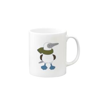 aoashi Mugs