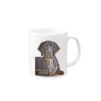 くぅちゃん[第1弾] Mugs