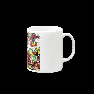 F.W.W.のMABOROSHI  マグカップ