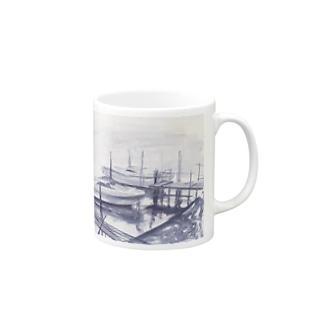 潮の香り Mugs