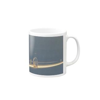 おしゃれシャンパン Mugs