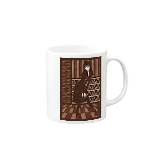 夢中 Mugs