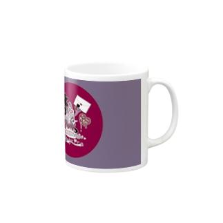 恋と嫉妬とドーパミン Mugs