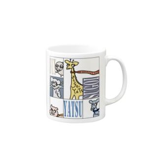simple-animal37 Mugs