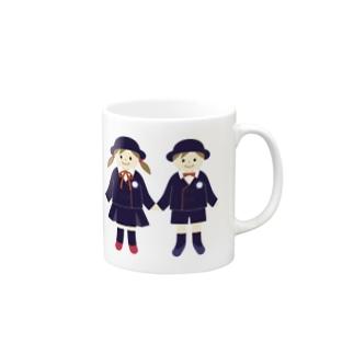 幼稚園の思い出 Mugs