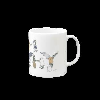 SCHINAKO'SのTIMOTHY Mugs