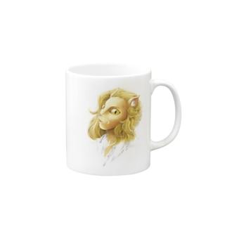 ジャハーナ(お色付き) マグカップ