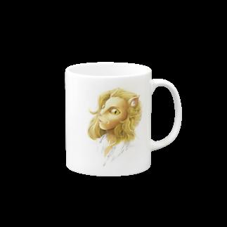 SPACEやおよろずのジャハーナ(お色付き) Mugs