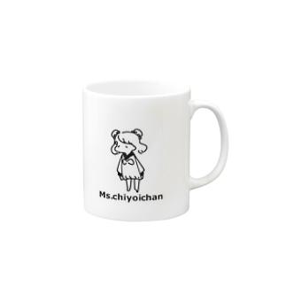 ちより Mugs