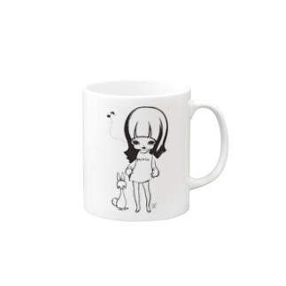 peace マグカップ