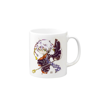 松(絵描き)の僧侶 Mugs