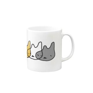 みけねちこ Mugs
