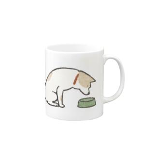 ◆はらへった Mugs