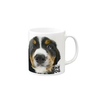 THE DOG[バーニーズ・マウンテン・ドッグ] Mugs