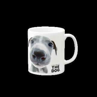 THE DOG and FriendsのTHE DOG[イタリアン・グレイハウンド] マグカップ