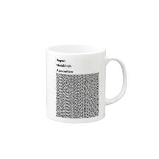 JQA Staff お目立ちURL Mugs