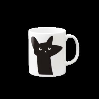 はるはらのラッキー猫 マグカップ