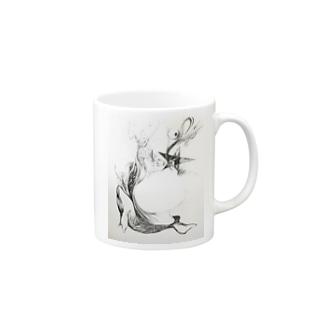 勇魚のうたたね Mugs