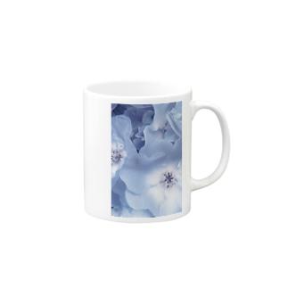 blueflower Mugs