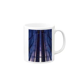 エスカレーター Mugs