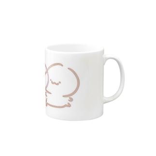 なんかモチ 春色三食 Mugs