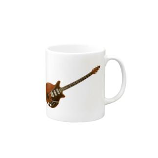 レッド Mugs