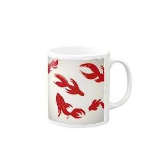 KINGYO Mugs
