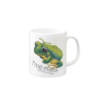 カエルメイト(Frog-mates)より「メロッグ」 Mugs