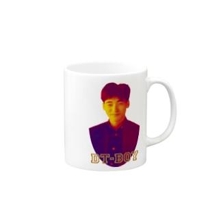 DT-BOY マグカップ