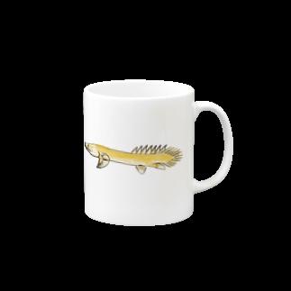 Soramameのポリプテルス Mugs