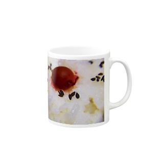日の丸弁当 Mugs
