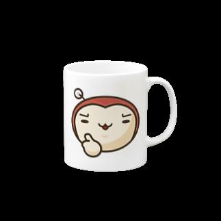 ふじ☆ラクガキ人のピンクせいじん good!! Mugs
