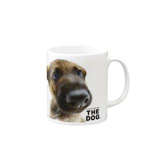 THE DOG[ジャーマン・シェパード・ドッグ] Mugs